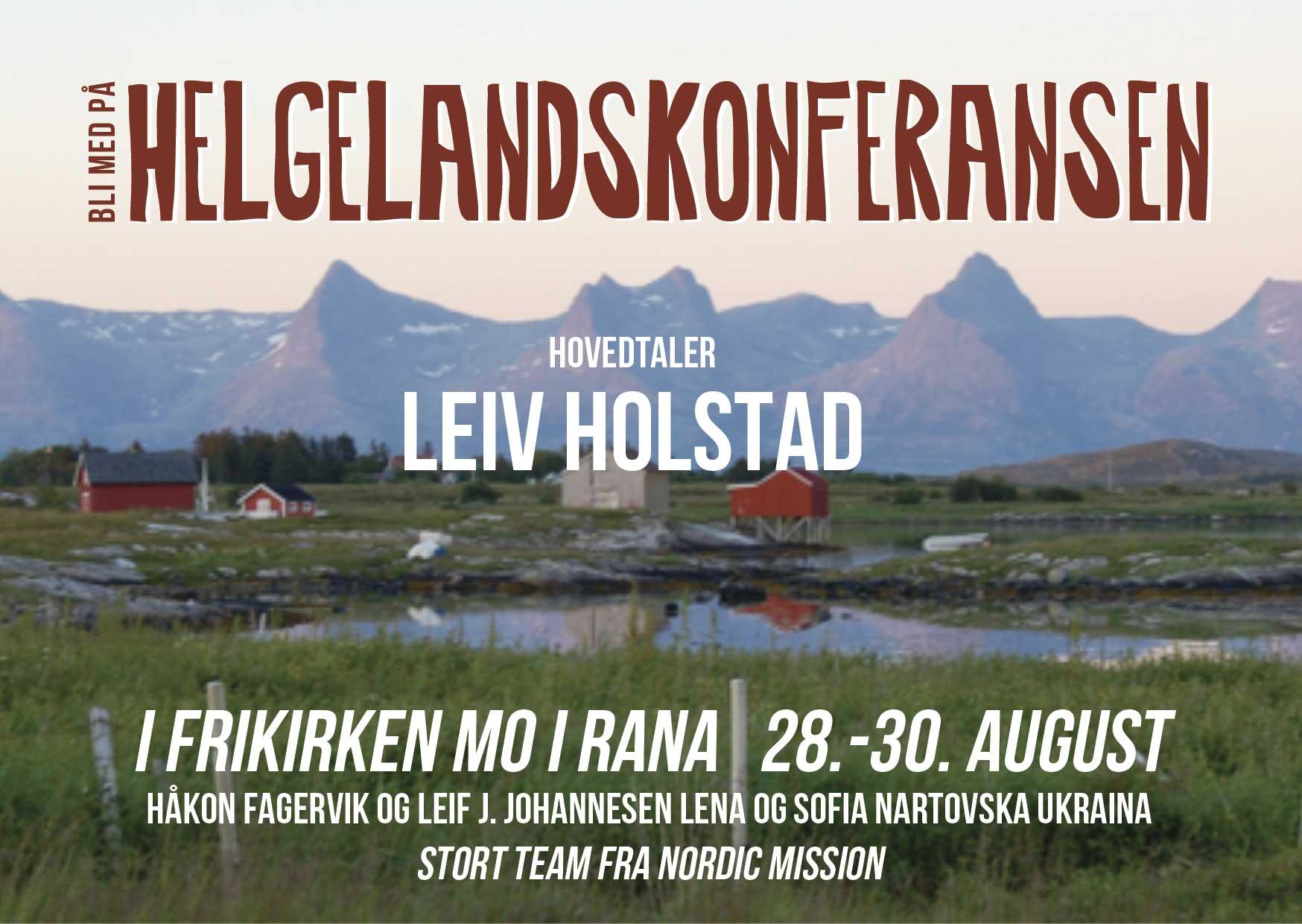 HelgelandsKonferansen