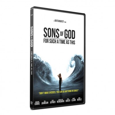 Sons of God - For such a time as this - DVD